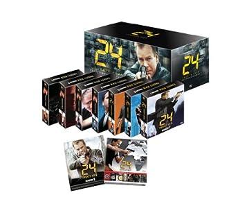 24 -TWENTY FOUR- 10周年記念コンプリートDVD-BOX (2,400セット数量限定)