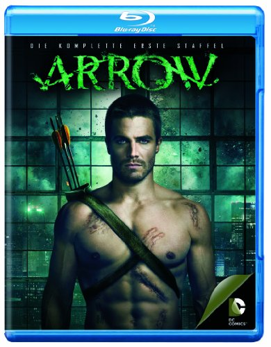 Arrow - Staffel 1 [Blu-ray]
