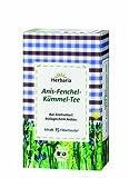 Herbaria Anis-Fenchel-Kümmel-Tee 15FB , 2er Pack (2 x 30 g)...