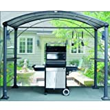 Shade Trends Grillzebo - Hammered Pewter