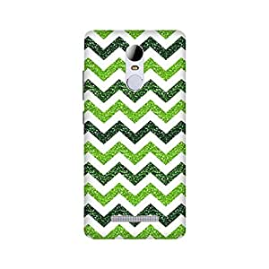 Xiaomi Redmi Note 3 Perfect fit Matte finishing Motif Patterns & Ethnic Mobile Backcover designed by Aaranis(Green)
