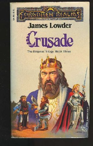 Crusade (Forgotten Realms: The Empires Trilogy, Book 3) PDF
