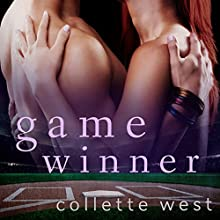 Game Winner: New York Kings, Book 5 Audiobook by Collette West Narrated by Todd Mansfield