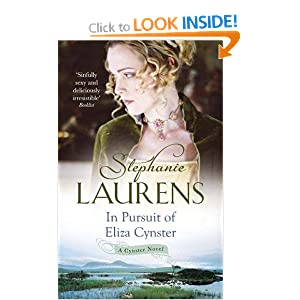 In pdf of stephanie cynster laurens eliza pursuit