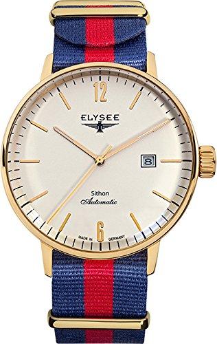 Elysee reloj hombre Sithon automática 13281N