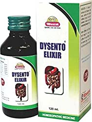 Wheezal Dysento Elixir 120 ml (PACK OF 3)