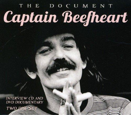 CD : Captain Beefheart - Document (CD)