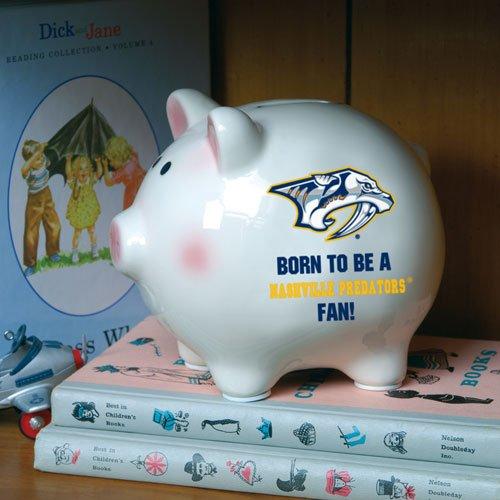 NHL Born to be Piggy NHL Team: Nashville Predators