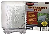 Hawk TC-TENT Argent Emergency Tent, Silver