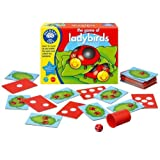 The Game of Ladybirdsby Orchard Toys