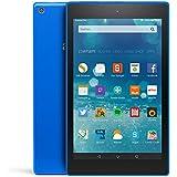 Fire HD 8, 20,3 cm (8 Zoll), HD-Display, WLAN, 8 GB (Blau) - mit Spezialangeboten