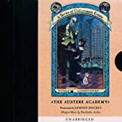 The Austere Academy: A Series of Unfortunate Events #5 | [Lemony Snicket]
