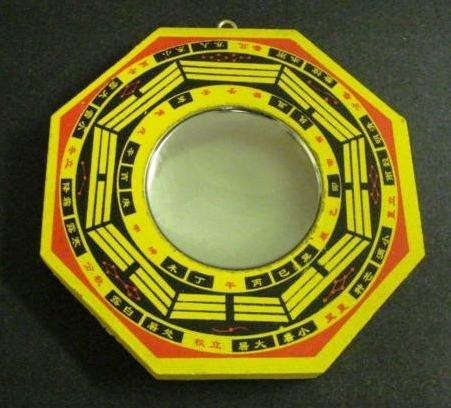 BFlowerYan BFlowerYan concava Bagua Mirror # 42420