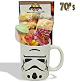 Star Wars ..Storm Trooper Mug with a Dark Side.. portion of 1970's Retro Sweets