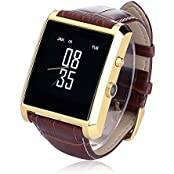 Jedy Bluetooth Smart Watch With Camera Touch Screen Smart Watch For Android And Iphone 6s 6s Plus Samsung Galaxy... - B019XQHILA