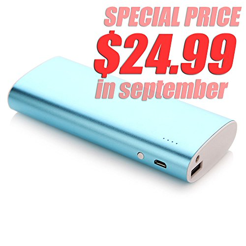 Andream 13000Mah Real Capacity Powerful Battery Charger Blue Yl1080209