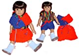 Beginner Knit Kit -- American Girl or other girl doll