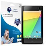 Tech Armor Nexus 7 FHD (2nd GENERATION) 2013 Tablet Premium High Definition (HD) Clear Screen Protector with Lifetime Replacement Warranty [3-PACK] - Retail Packaging