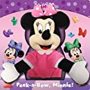 Peek-a-Bow, Minnie! (Disney Minnie)