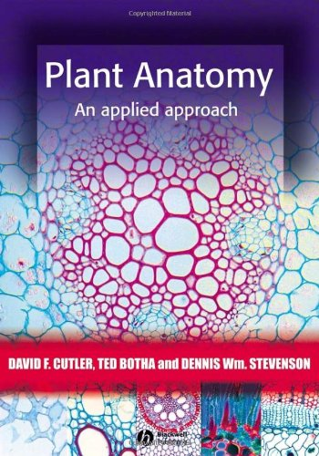 Plant anatomy : an applied approach