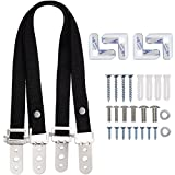 Anpro-High-Quality-TV-and-Furniture-Anti-Tip-Straps-and-All-Metal-Parts-Mounting-Hardware-with-free-4-Packs-corner-bumpers