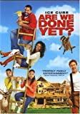 NEW Are We Done Yet (DVD)