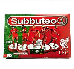Subbuteo Liverpool Main Game by Subbuteo
