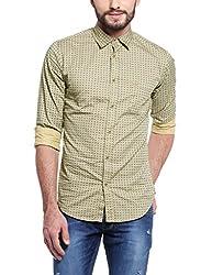 Bandit Khaki Slim fit Shirts