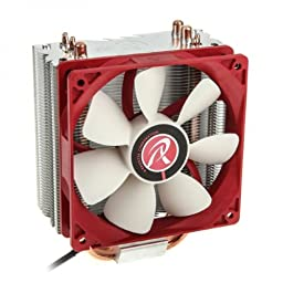 Raijintek Themis CPU Air Cooler with 120mm Fan