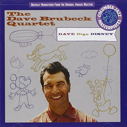 The Dave Brubeck Quartet-Dave Digs Disney-DELUXE EDITION-2CD-FLAC-2011-DeVOiD Download