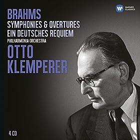 Brahms: Symphonies; Ein deutsches Requiem (Klemperer Legacy)