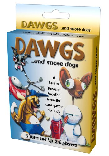 Dawgs and More Dogs Card Game