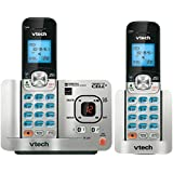 VTech DS65212 DECT 6.0 2-Handset Landline Telephone with Caller ID/Call Waiting