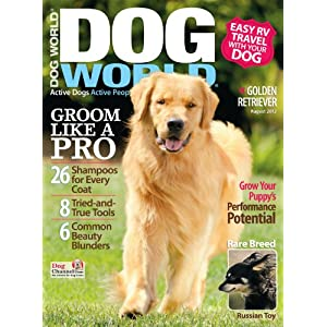 amazoncomdog world 1 year magazine subscription dog world 300x300