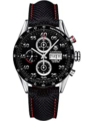 NEW TAG HEUER CARRERA DAY DATE MENS WATCH CV2A10.FC6256