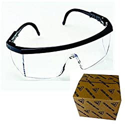 3M 1710 IN Protective Safety Spectacles, Pack of 1