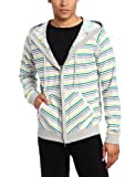 51vgRJRPaqL. SL160  Rocawear Mens Long Sleeve Floral Meets Stripe Hood