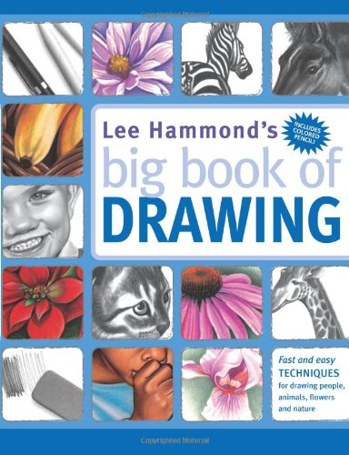 Lee Hammond's Big Book of Drawing (The Big Book Of Drawing compare prices)