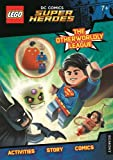 LEGO DC Super Heroes: The Otherworldy League! (Activity Book with Superman Minifigure) (LEGO DC Comics)