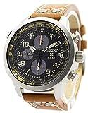 [セイコー]SEIKO PROSPEX ソーラー ミリタリー クロノグラフ メーカー純正箱入り 100m防水 SSC421P1 メンズ 腕時計 [並行輸入品]