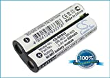 Battery for Olympus DS-5000, 2.4V, 800mAh, Ni-MH
