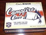 img - for Eddie Bauer CAMPFIRE CLUES The Board Game for the Great Outdoors book / textbook / text book