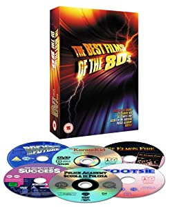 Best Of The 80s Collection [1982] [DVD]
