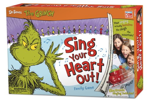 The Grinch - Sing Your Heart Out! - 1