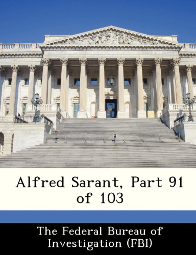 Alfred Sarant, Part 91 of 103