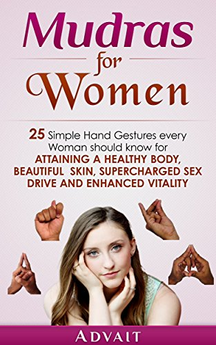 Mudras For Women by Advait ebook deal