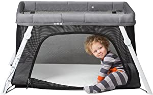 Lotus Travel Crib and Portable Baby Playard by Guava Family