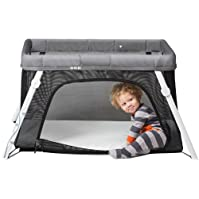Lotus Travel Crib and Portable Baby Playard Review