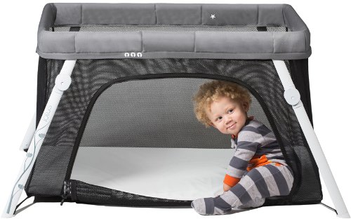 Great Deal! Lotus Travel Crib and Portable Baby Playard