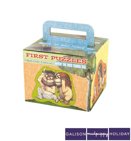 Cheap Mudpuppy Where the Wild Things Are First Puzzle (735322120)